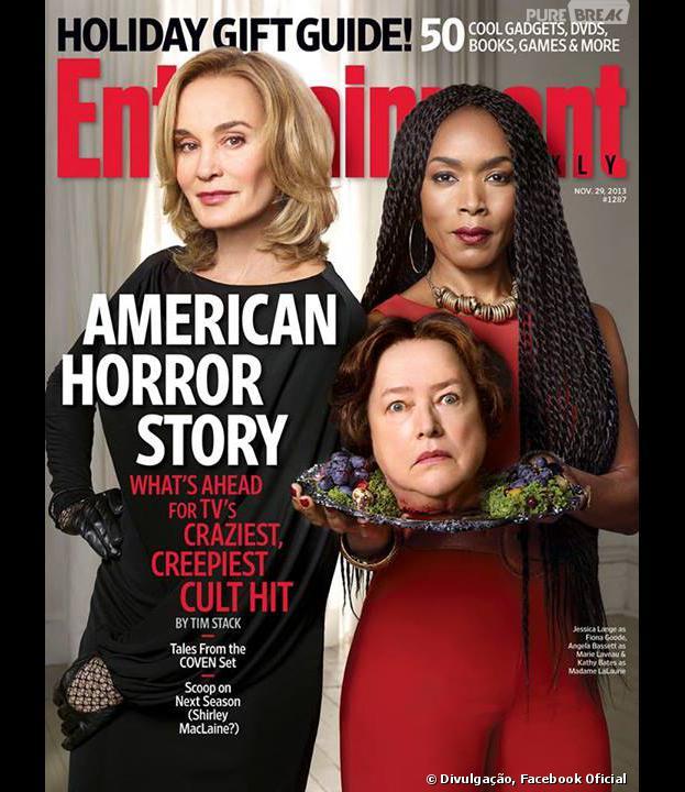 """O final de """"American Horror Story: Coven"""" será bombástico!"""