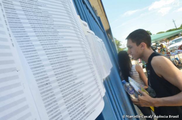 Escolas públicas federais têm melhor desempenho no resultado do Enem 2012