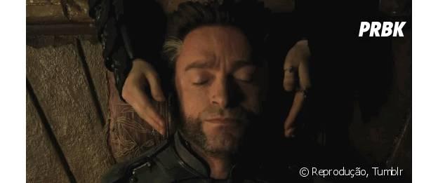 """Wolverine em """"X-Men"""""""