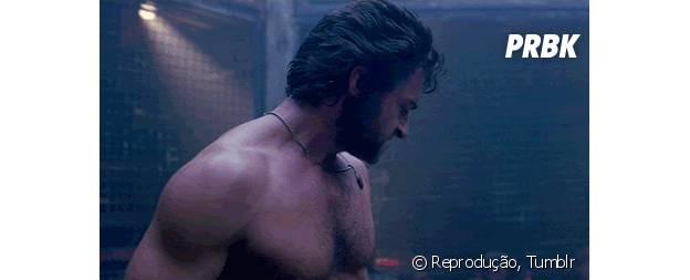 """Wolverine é um dos mutantes mais queridos de """"X-Men"""""""