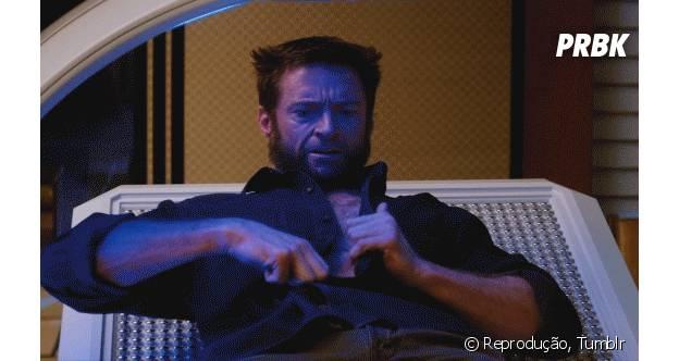 Hugh Jackman não vai mais interpretar o Wolverine