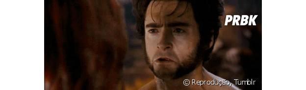 Hugh Jackman se tornou muito conhecido por interpretar o Wolverine