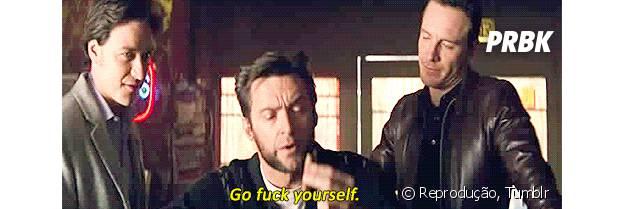 Hugh Jackman sempre vai ser lembrado pelo Wolverine