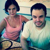 """No """"BBB15"""": mãe de Adrilles chama Fernando de falso e defende voto do filho no Paredão!"""