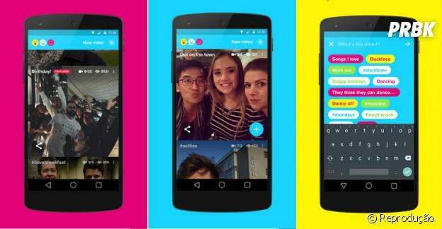 De acordo com o facebook, a ideia para o app surgiu durante o Desafio do Balde de Gelo, em 2014.