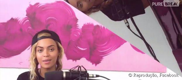"""Beyoncé divulga canção inédita, """"Die With You"""", no app Tidal"""