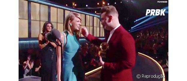 No Billboard Music Awards 2015, os amigos Taylor Swift e Sam Smith lideram indicações
