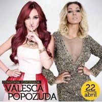 """Dulce Maria elogia Valesca Popozuda e diz que gosta da música """"Sou Dessas"""": """"É muito boa!"""""""