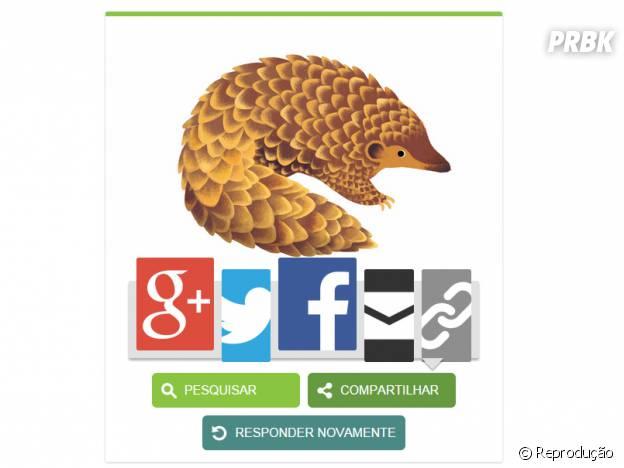 """Para comemorar o """"Dia da Terra 2015"""", Google lança doodle animado e descobre qual animal você é!"""
