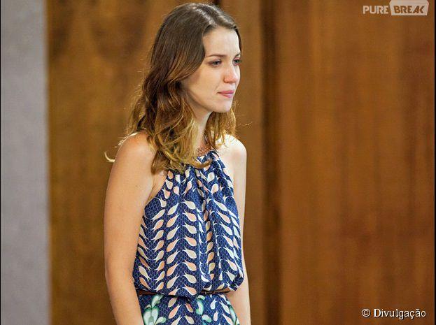 """Laura (Nathalia Dill) descobre quem matou seu pai em """"Alto Astral"""""""