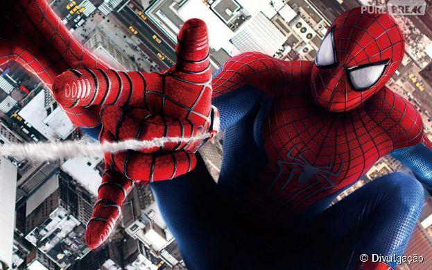 """Depois de """"Espetacular Homem-Aranha"""" mais um filme do herói está em pré-produção"""