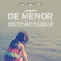"""Com Caco Ciocler, filme brasileiro """"De Menor"""" ganha DVD com teasers, making of e videoclipe!"""