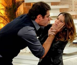 "Marcos (Thiago Lacerda) sequestra Laura (Nathalia Dill) em ""Alto Astral"""
