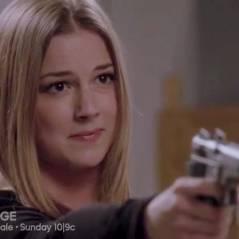 """Último episódio de """"Revenge"""": Nova cena mostra Emily e Victoria em confronto fatal!"""