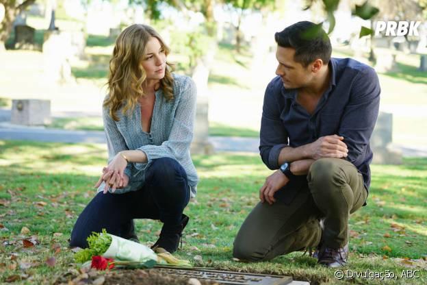 """Emily (Emily VanCamp) e Jack (Nick Wechsler) vão finalmente ter sua primeira noite juntos em """"Revenge"""""""
