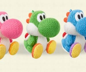 """Fofura do dia! Nintendo anuncia novos Amiibos do game """"Yoshi's Wolly World"""""""