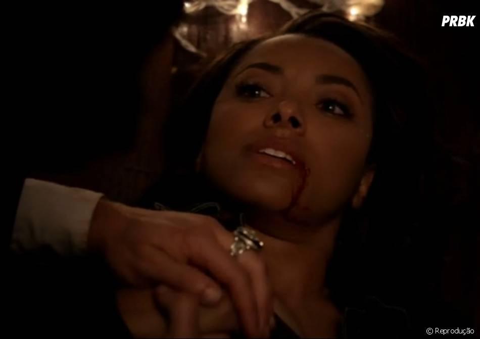 """Bonnie (Kat Graham) quase morreu em """"The Vampire Diaries"""""""