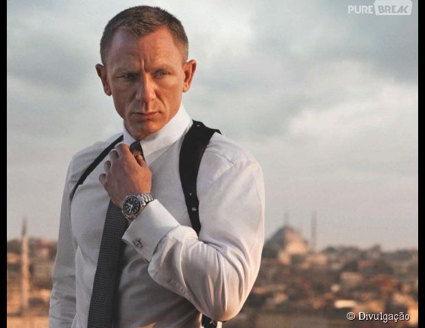 "Daniel Craig, em ""Star Wars VII"""