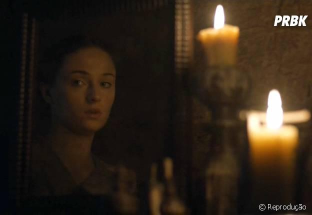 """Sansa (Sophie Turner) foi abusada sexualmente de forma brutal em """"Game of Thrones"""""""