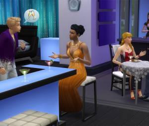 """Novas roupas, penteados e acessórios serão acrescentados no """"The Sims 4"""", pelo pacote de objetos """"Festa Luxuosa"""""""