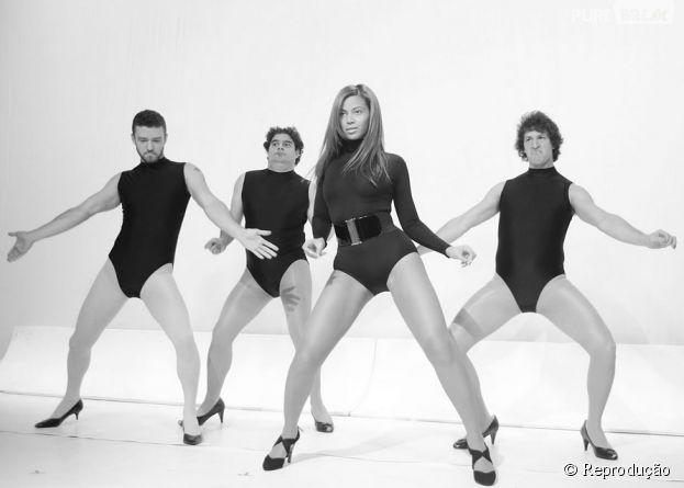 Beyoncé, Lady Gaga, Rihanna e as coreografias de músicas que todo mundo já tentou copiar!