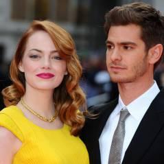 Emma Stone e Andrew Garfield: 10 GIFs que provam porque esses dois são o melhor casal de Hollywood!