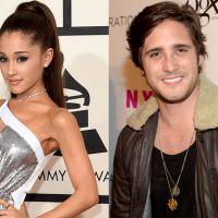 """Ariana Grande e Diego Boneta, de """"Scream Queens"""", estão namorando? Ator faz mistério sobre affair!"""