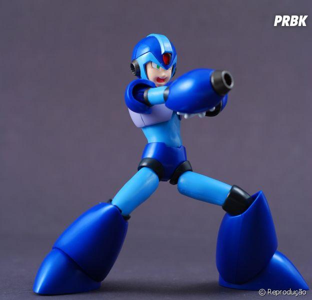 """Série animada inspirada no """"Mega-man"""" estreia na televisão apenas em 2017, segundo a Capcom"""