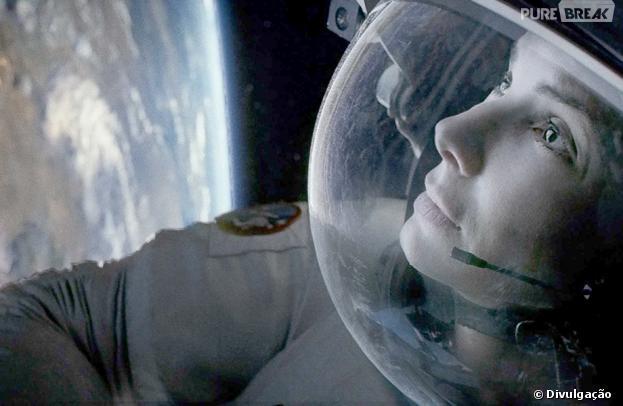 """""""Gravidade"""" foi eleito como o melhor filme de 2013 pela revista """"Time"""""""