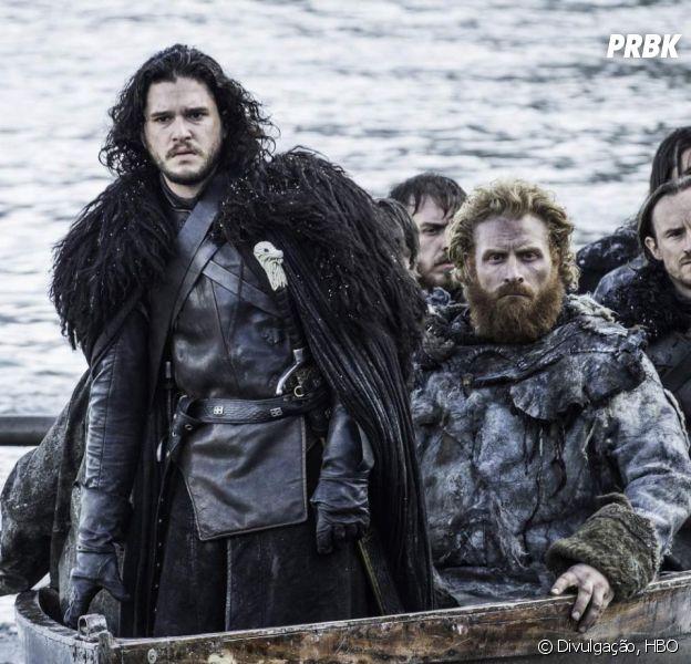 "Será que Jon Snow (Kit Harington) vai morrer em ""Game of Thrones""?"