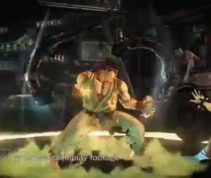 """O V-Gauge é uma espécia de """"mana"""" em """"Street Fighter V"""". Quando ele está cheio o personagem pode ativar o V-Trigger"""