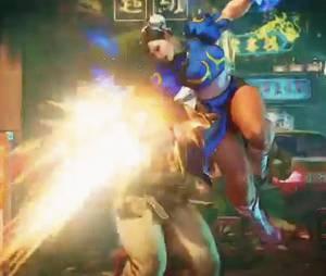 """V-Skill nada mais é que um golpe especial que faz parte do novo sistema de batalha do """"Street Fighter V"""""""