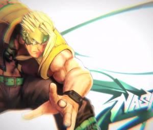 """No game """"Street Fighter V"""", V-Skill são as habilidades dos lutadores, enquanto V-Reversal é um golpe que devolverá ataques!"""
