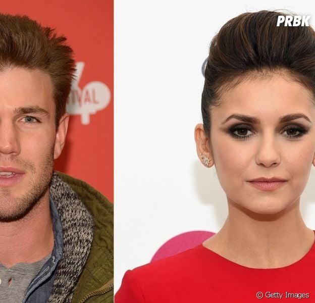 Nina Dobrev pode estar namodando com o também ator Austin Stowell!