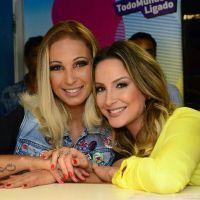 """Claudia Leitte canta """"Sou Dessas"""" em show e Valesca Popozuda comemora parceria!"""