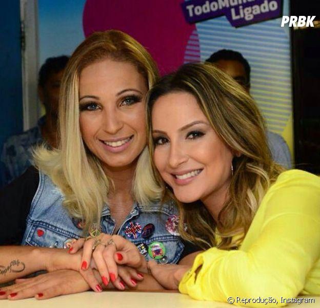 """Valesca Popozuda e Claudia Leitte vão viajar para fora do Brasil para gravar o clipe da música """"Sou Dessas"""""""