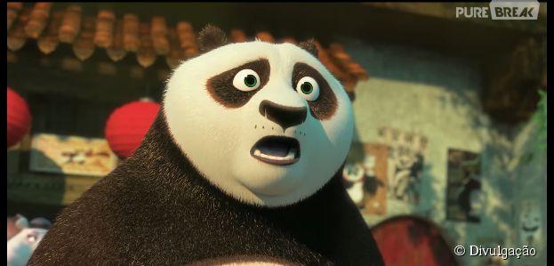 """""""Kung Fu Panda 3"""" acaba de ganhar um novo trailer incrível"""