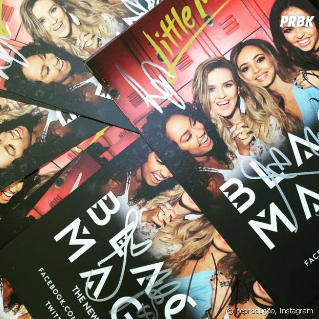 """Black Magic"" foi o primeiro single lançado do novo álbum do Little Mix!"