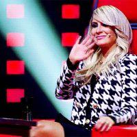 """Claudia Leitte no """"The Voice Brasil"""": cantora revela que vai continuar como jurada!"""