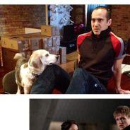 """""""Jogos Vorazes"""", """"Homem-Aranha"""" e outros filmes recriados por um cachorro e seu dono!"""