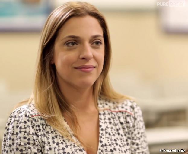 """Júlia Rabello, do """"Porta dos Fundos"""", ganhou um personagem em """"Geração Brasil""""!"""