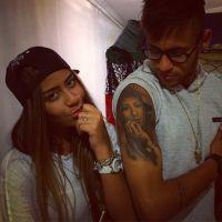 Neymar Jr. e Rafaella Santos se unem e jogador exibe tatuagem polêmica em homenagem à irmã
