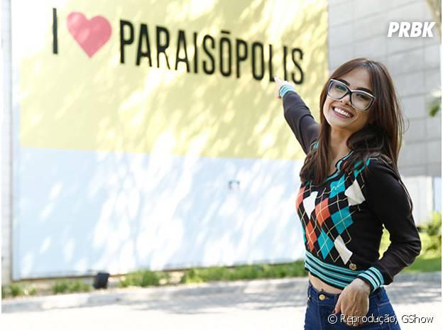 """Maria Casadevall Margot """"I Love Paraisópolis"""""""