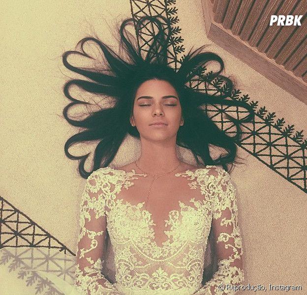 Foto de Kendall Jenner se torna a mais curtida do Instagram