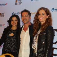 """De """"Once Upon a Time"""": Lana Parrilla, Rebecca Mader e Sean Maguire falam quem gostariam de ser!"""