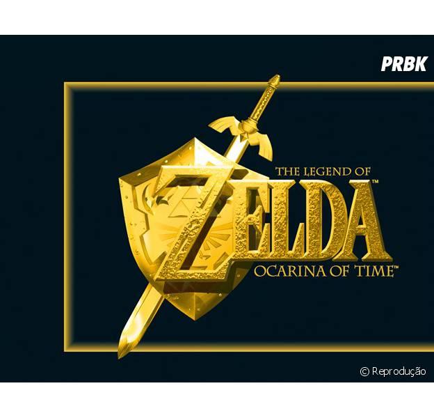 """""""The Legend of Zelda: Ocarina of Times"""" chega no Wii U nesta quinta-feira (2)"""