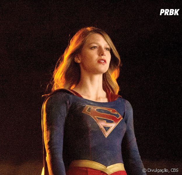 "Em ""Supergirl"", Melissa Benoist é a mocinha Kara Jor-El!"