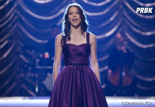 "Antes de ""Supergirl"", Melissa Benoist foi a Marley de ""Glee"""