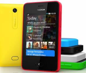 Linha Asha da Nokia é colorida e mais barata que a concorrência