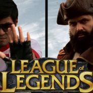 """Game """"League of Legends"""" inspira um projeto de faculdade no Brasil"""